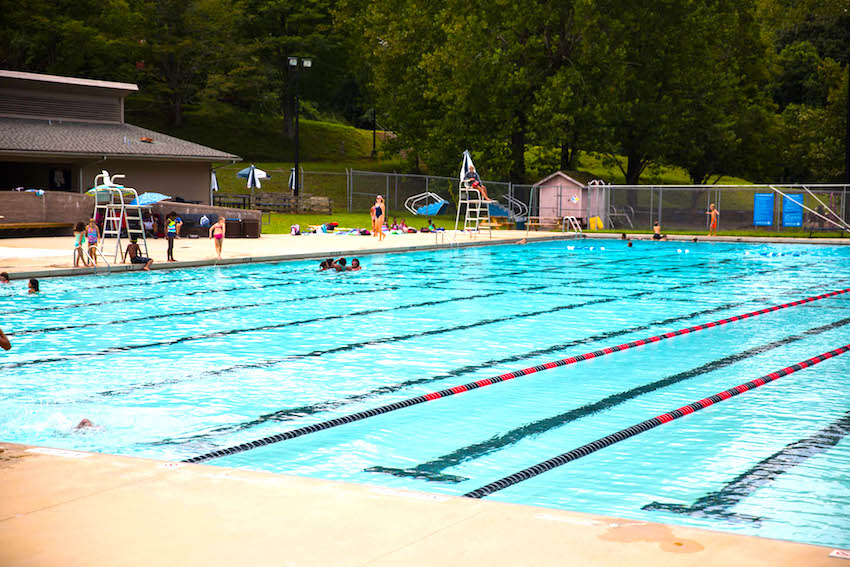Recreation Park Pool Asheville