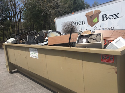 Recycling Asheville