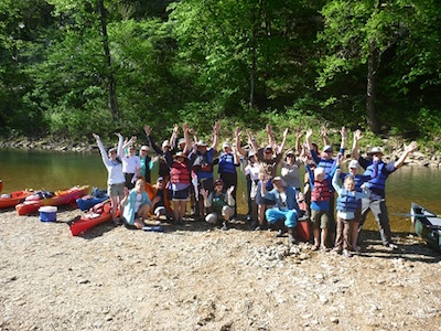 River Clean Up Asheville