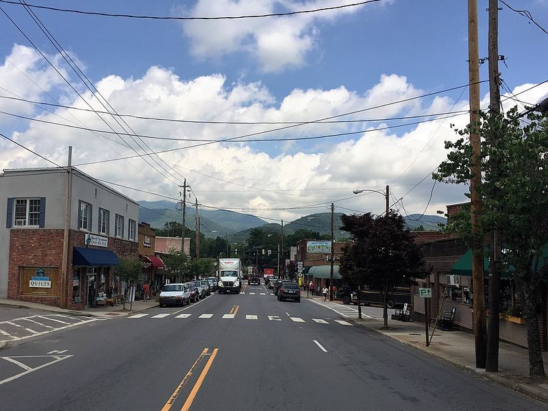 Small Towns Near Asheville NC