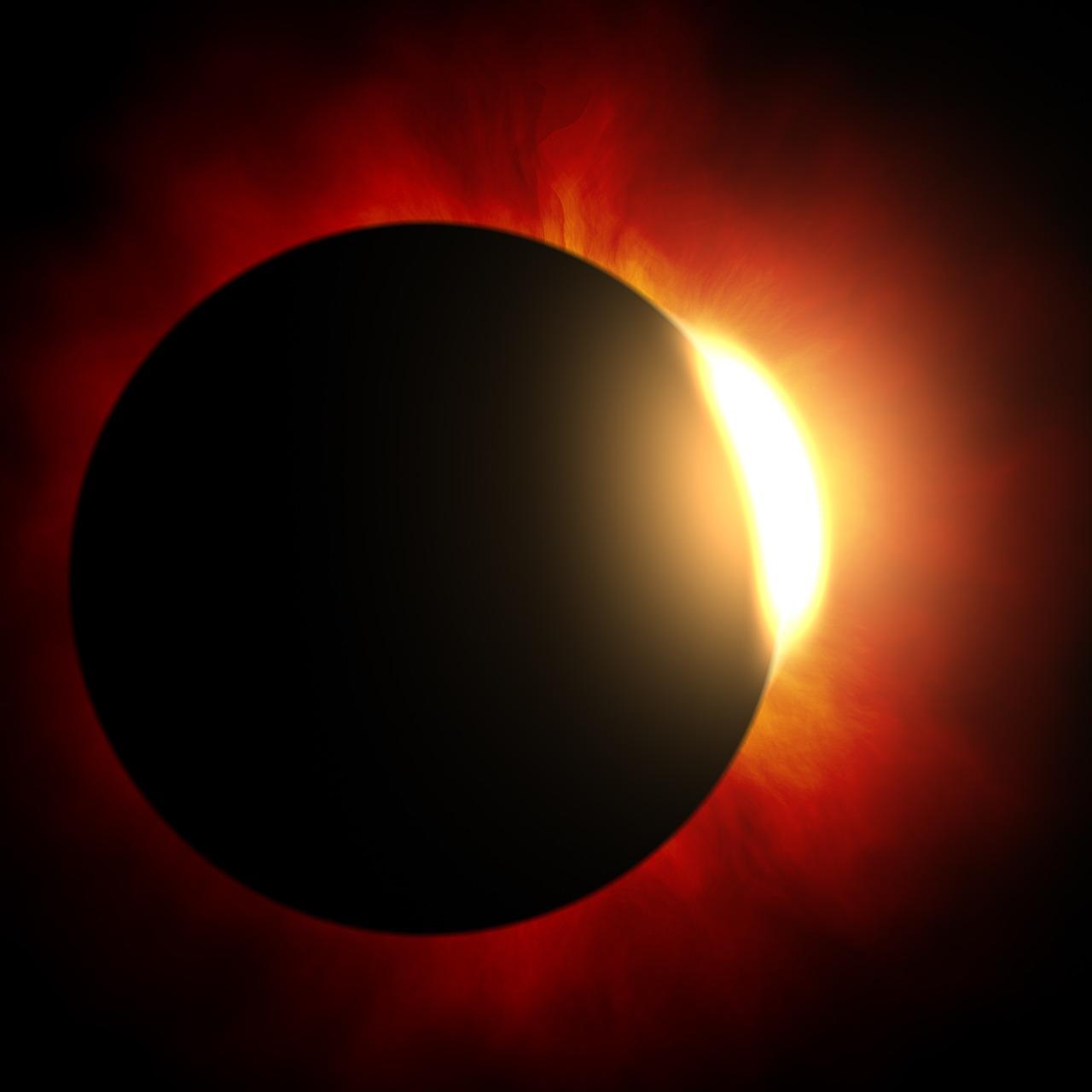 Solar Eclipse Viewing Near Asheville