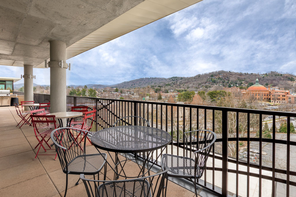 Downtown Asheville Condo