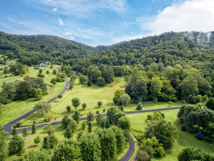 Homes For Sale Downtown Weaverville Nc