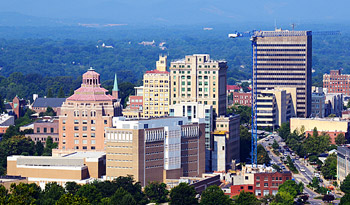 downtown asheville real estate