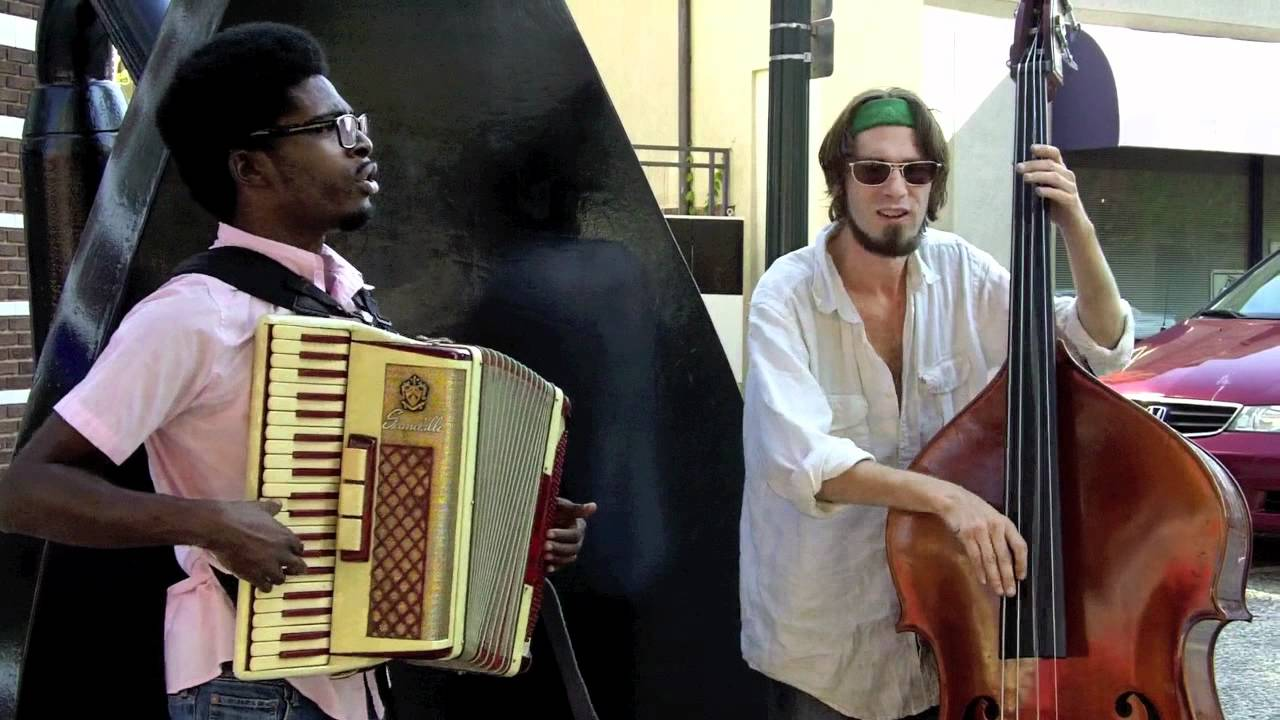 Asheville Flat Iron Musicians