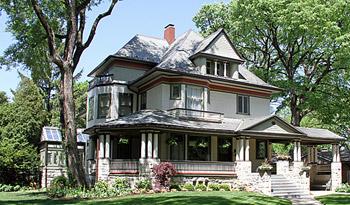 Montford home