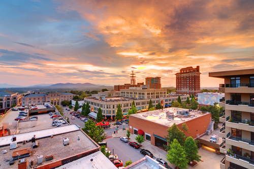 The Magic of Asheville North Carolin