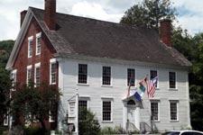 Dana House, Woodstock, Vermont