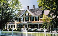 The Jackson House Inn - Woodstock, VT