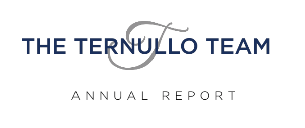 The Ternullo Real Estate Team's 2018 Annual Report