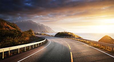 Highway in New England