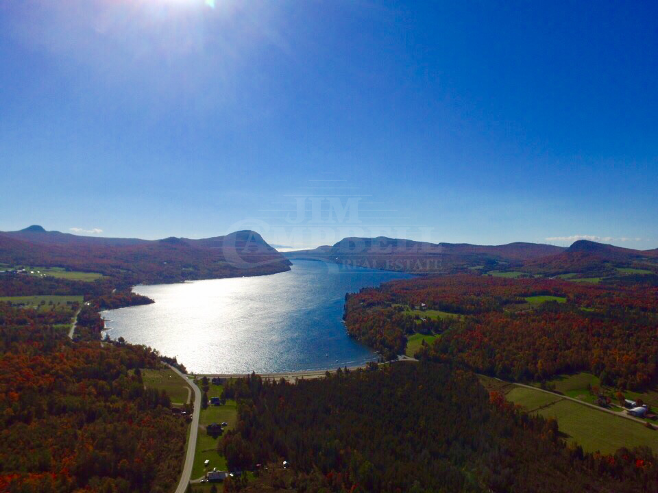 Lake Willoughby Jim Campbell Real Estate