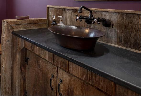 Hanover NH Sink in Bathroom