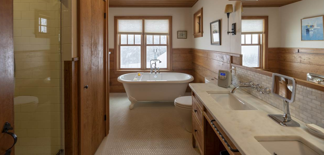 Hanover NH Master Bathroom
