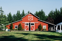Home with a Barn