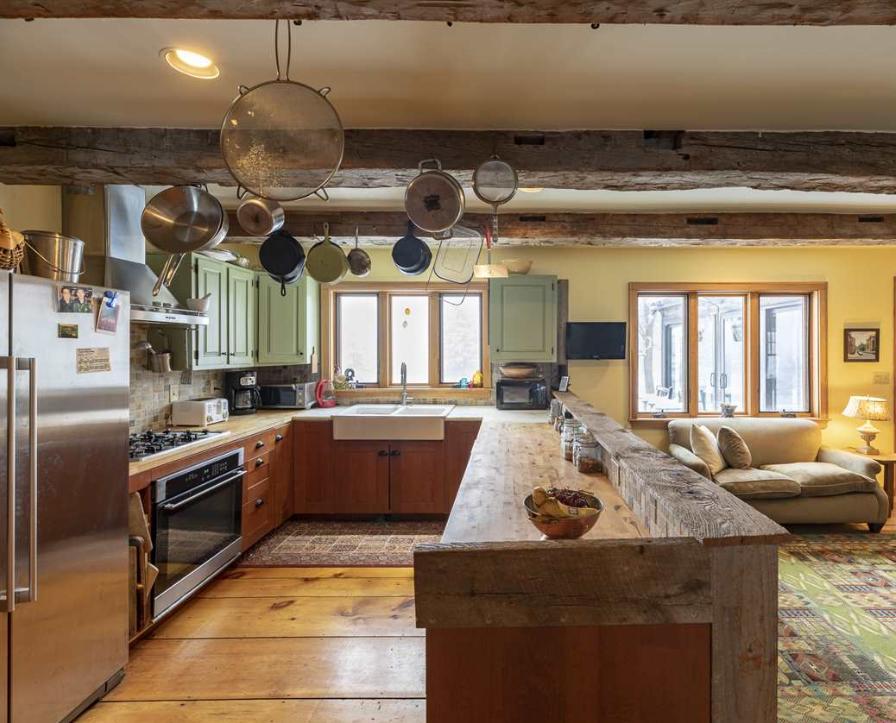 Hanover NH Home Kitchen