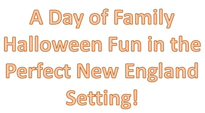 A Day of Family Halloween Fun in the Perfect New England Setting