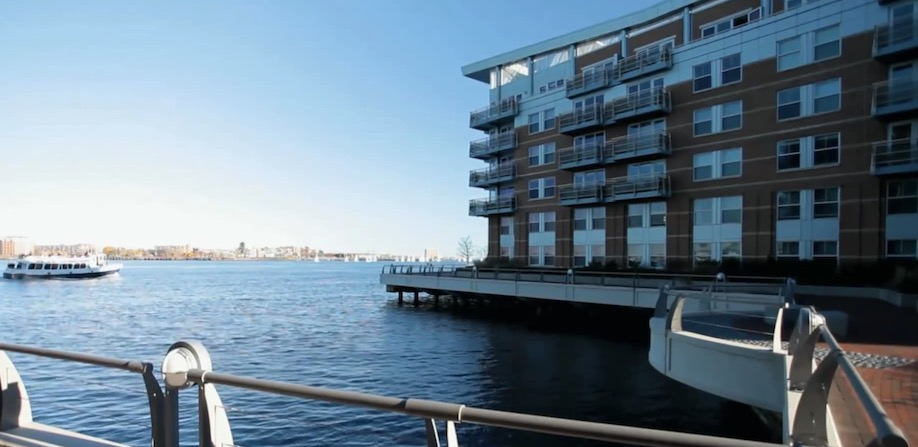 Boston waterfront condos  always within walking distance of major attractions