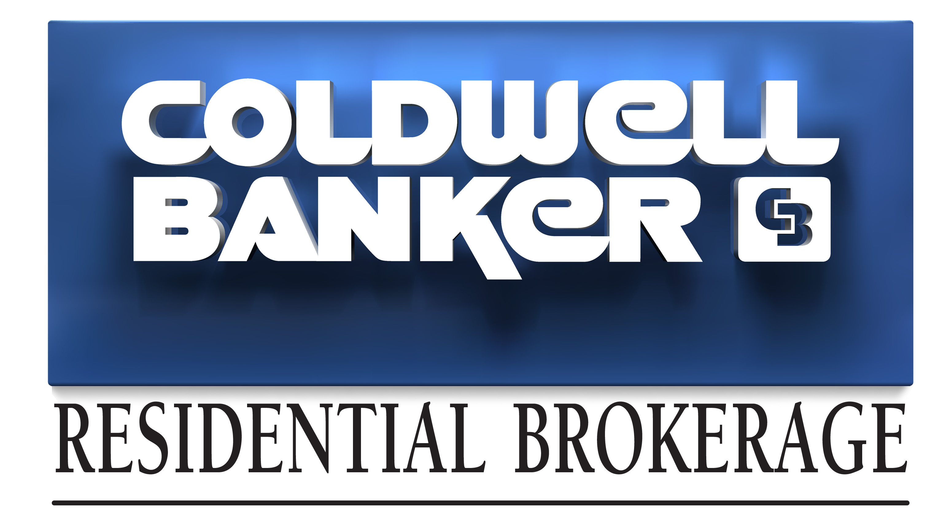 Coldwell Bangker Residential Brokerage Badge