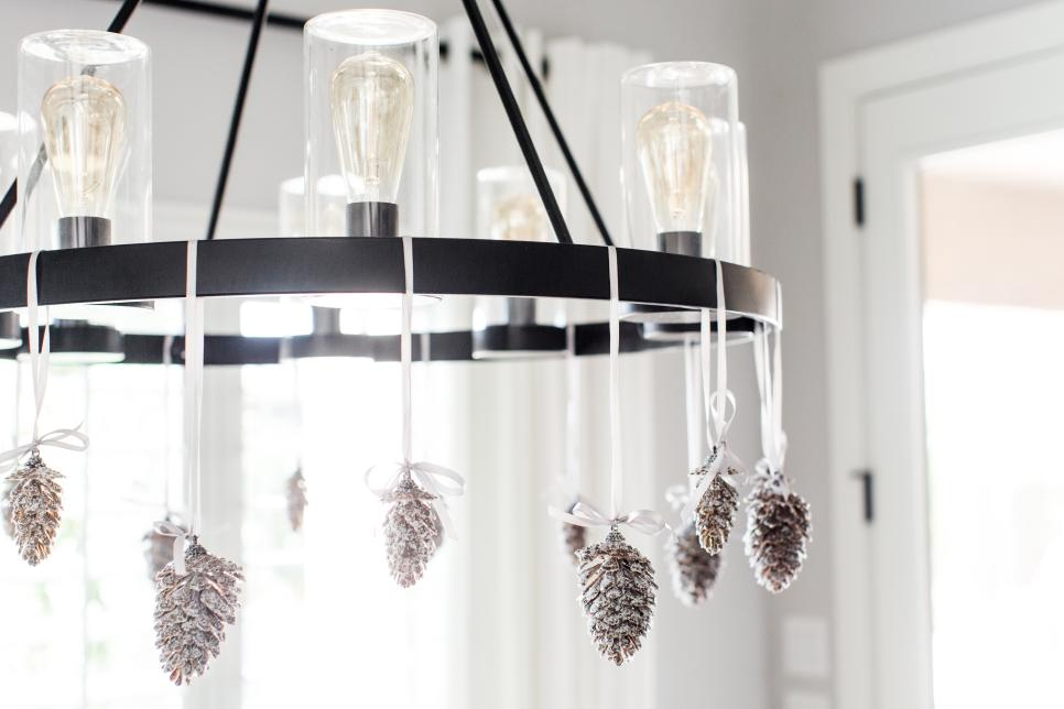 Decorative Holiday Chandelier