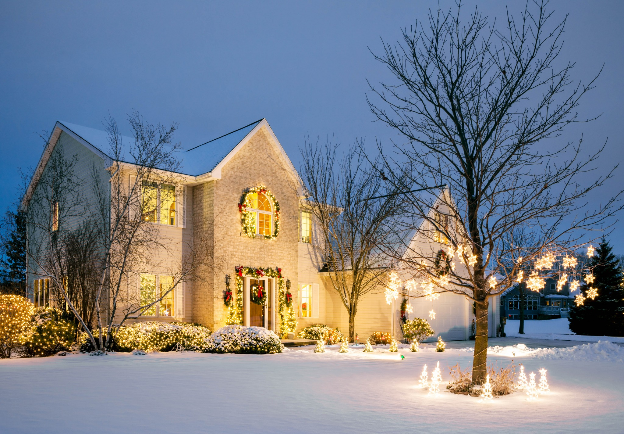 Festive Home for the Holidays
