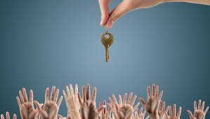One key with multiple homebuyers