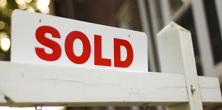 Home sales sellers for sale sold sign