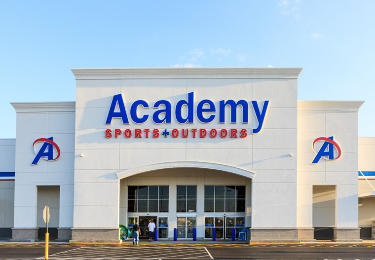 academy sports outdoors vista warner robins lee ga survey equipment properties promenade orlando feedback llc retailer southeast comes based texas