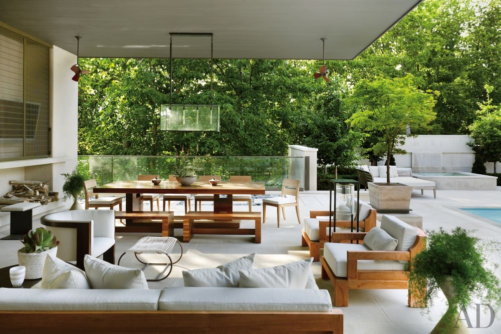 Creating Outdoor Spaces anne rue interiors: creating inviting summer outdoor spaces