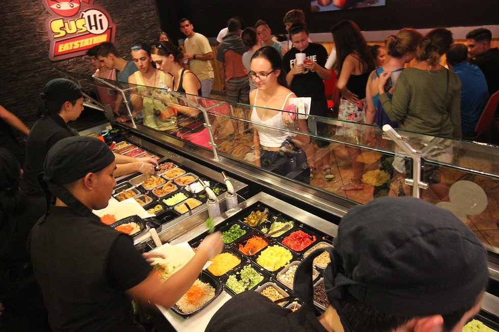 Sus Hi Eat Station To Open 3rd Location In Lake Nona Sushi station brings the freshest and highest quality sushi at a reasonable price. sus hi eat station to open 3rd location