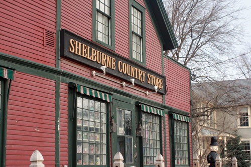 Explore Shelburne VT