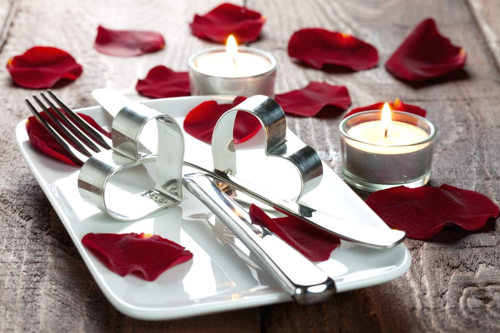 Romantic Restaurants in the Augusta, Maine Area
