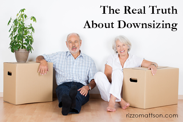 The Real Truth About Downsizing