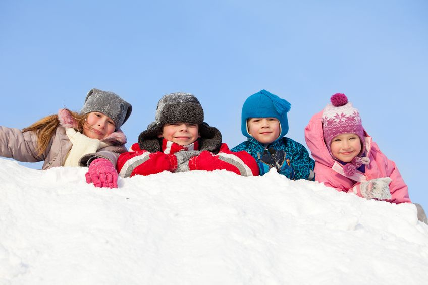 Top 10 Winter Activities for Kids