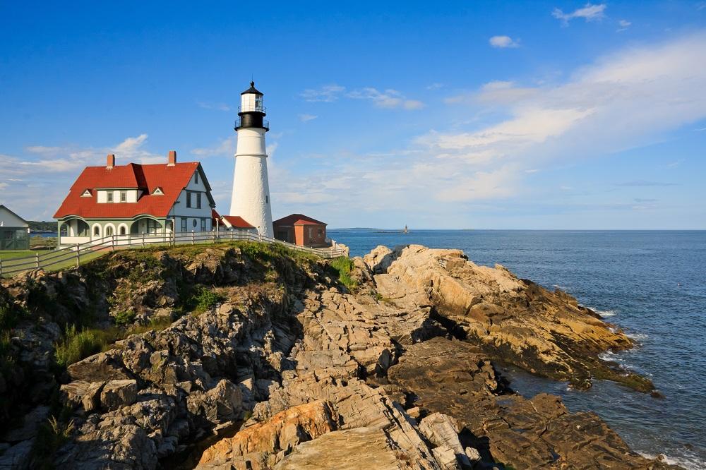 Portland's Lighthouse
