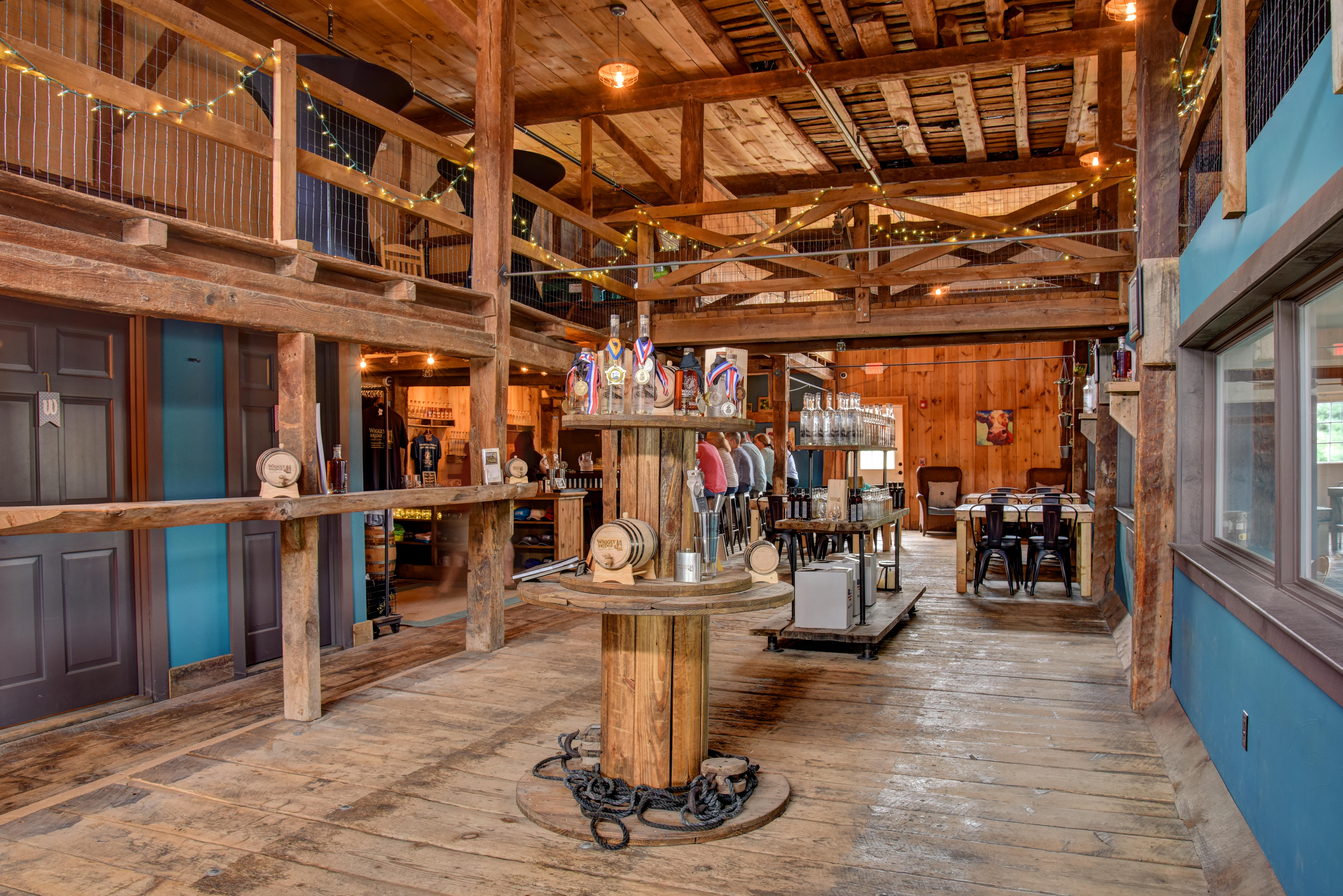 Wiggly Bridge Distillery - York, Maine family run business