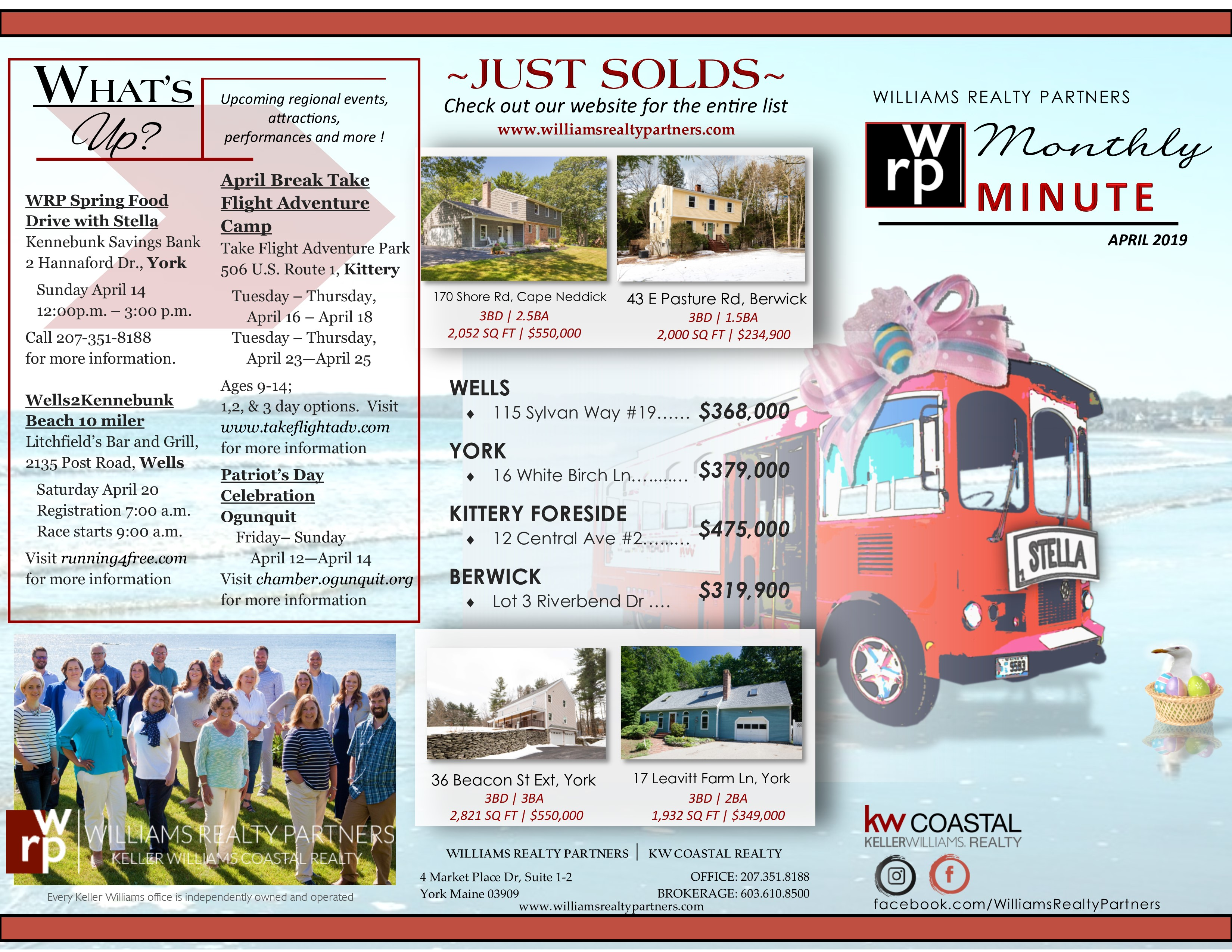 Blog Posts - Williams Realty Partners