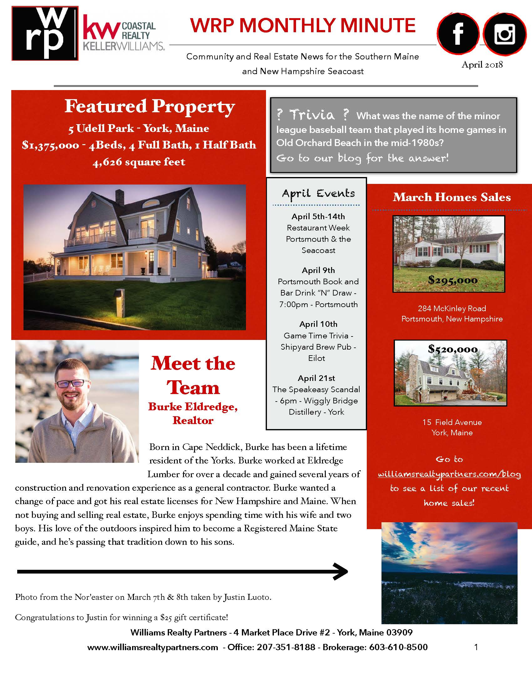 Blog - Williams Realty Partners