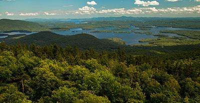 Lakes Region NH