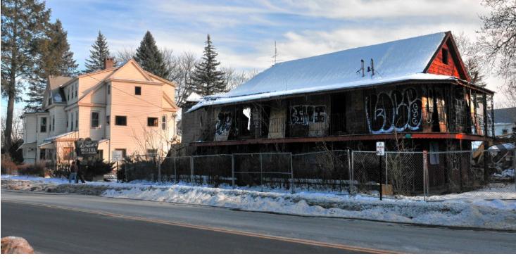 Shaw's Motel
