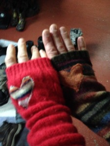 Sweater Handwarmers
