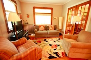 Living room of Northampton Home | MLS# 71740765