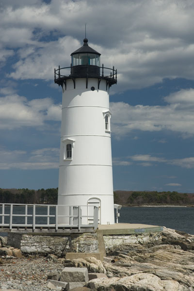 Portsmouth Harbor Lighthouse NH