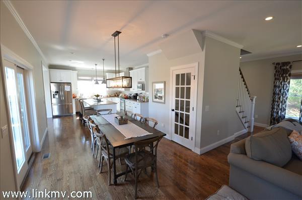 Oak Bluffs MA new construction home