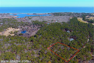 Oak Bluffs MA land for sale