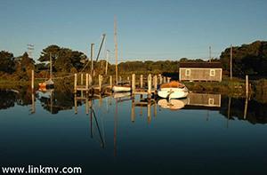 Oak Bluffs MA boating