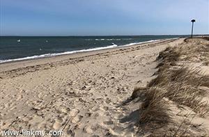 Oak Bluffs MA beaches