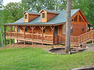 Asheville NC Log Homes for Sale | GreyBeard Realty