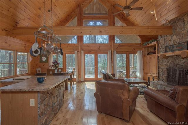 Asheville Log Cabin - GreyBeard Realty and Rentals