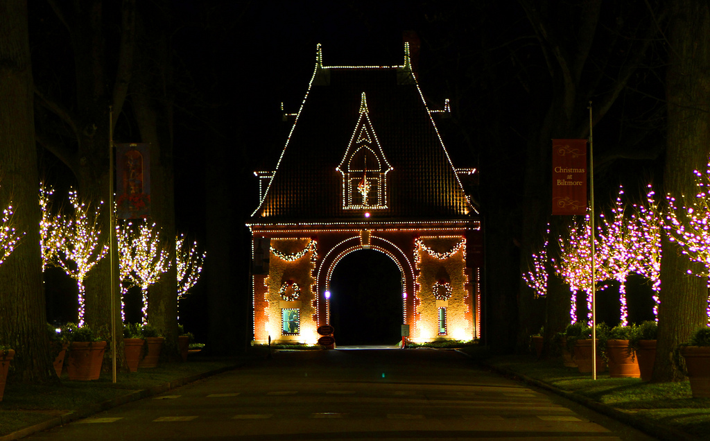 An Asheville Christmas at the Biltmore